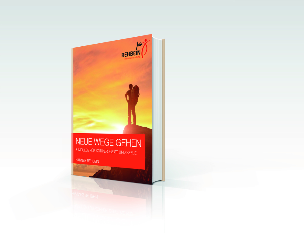 "e-Book ""Neue Wege gehen"""