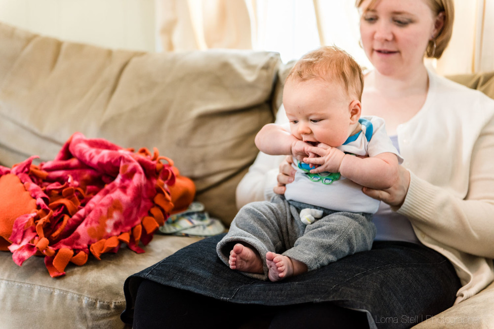 Methuen Day In The Life Family Session | Lorna Stell | Photographer | Boston MA