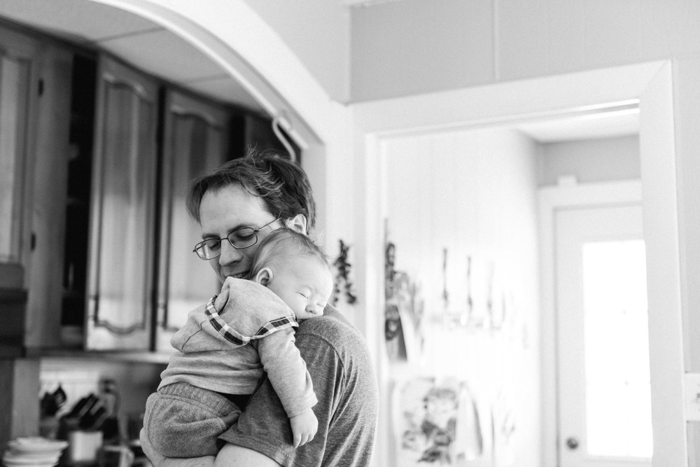 Why The Chilly Months Are The Perfect Time For A Day In The Life Family Session | Lorna Stell | Photographer | Boston MA