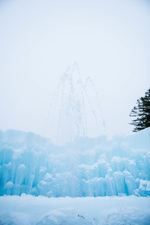 Ice Castles New Hampshire   Boston & New England Adventure Landscape Travel Photography   Lorna Stell Photo