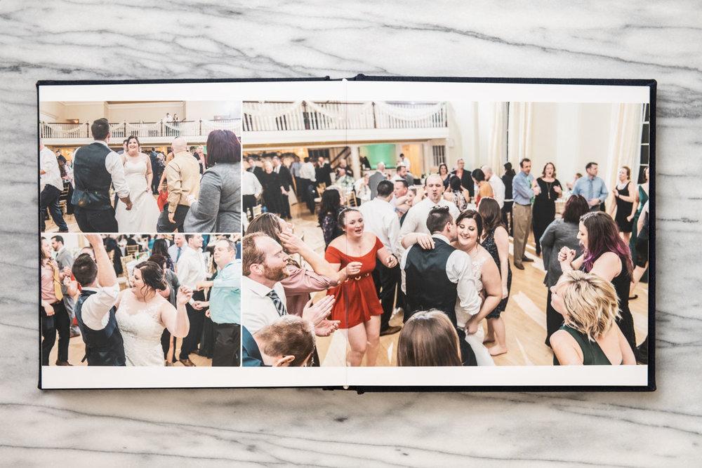 Katelyn + Joe | St. Patrick's Day Topsfield Commons Spring Wedding | Boston and New England Wedding Photography and Print Album | Lorna Stell Photo