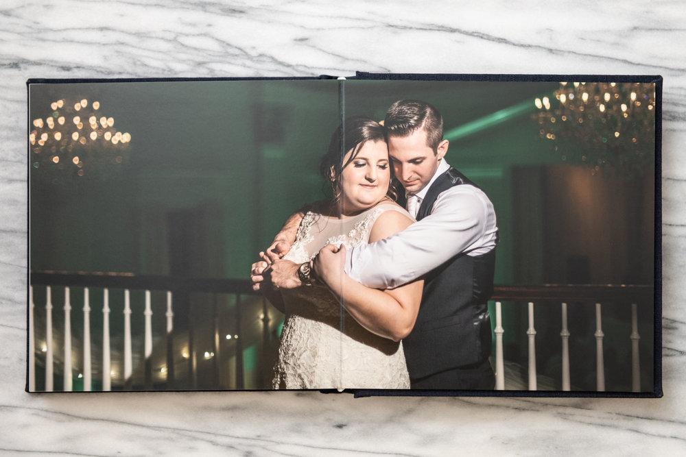 Katelyn + Joe | St. Patrick's Day Topsfield Commons Spring Wedding | Boston and New England Wedding Photography and Print Album Portrait | Lorna Stell Photo