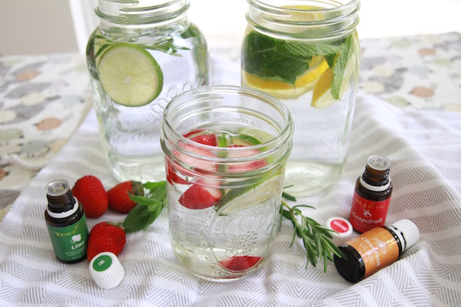 how to make watermelon essential oil
