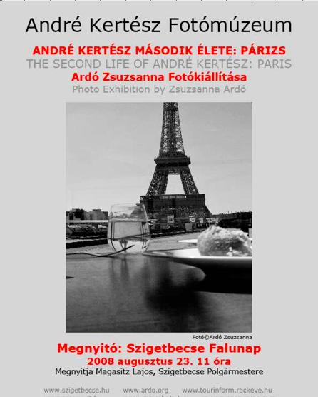 08 HU A Kertesz Fotomuzeum Paris E Z Ardo poster.png