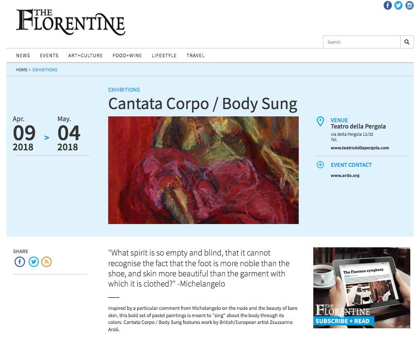 18 IT Florence Cantata Corpo E Zsuzsanna Ardo The Florentine newspaper.png