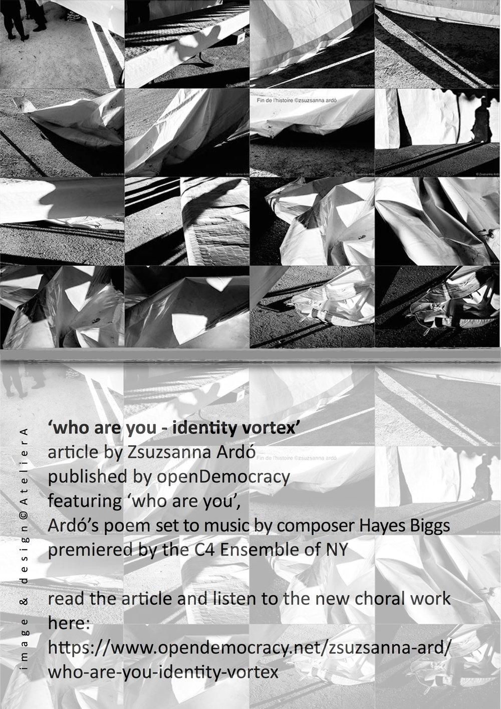 18 oD who are you Choral work on oD poster©Zsuzsanna Ardó.jpg