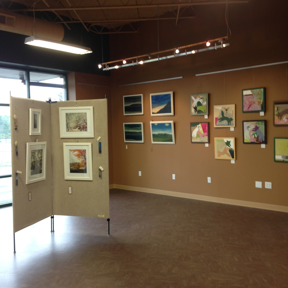 Natur-Tyme summer art exhibit