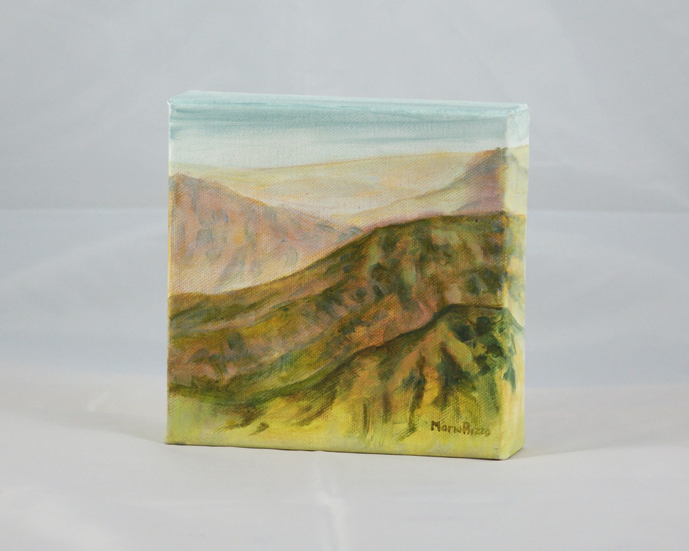 Yellow Mountains II