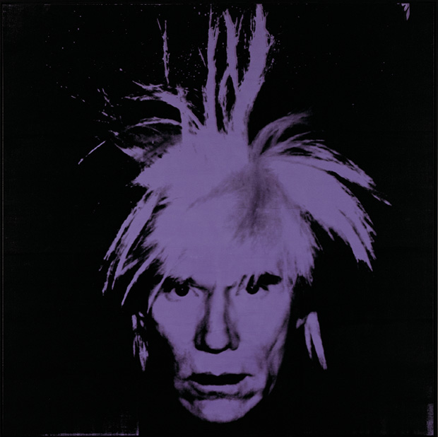 Andy Warhol's  Self-Portrait , 1986 sold at Sotheby's in 2010 for $32.6 million. Source: http://www.sothebys.com/