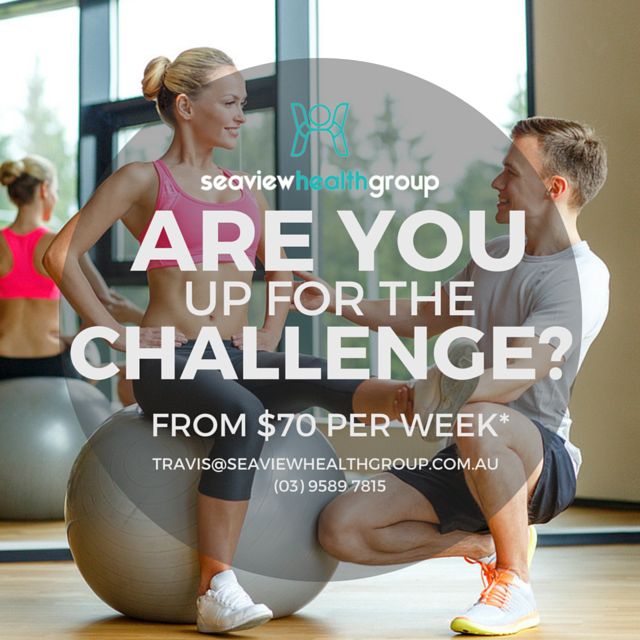 Seaview Health Group _exercise physiology _ 8 week challenge