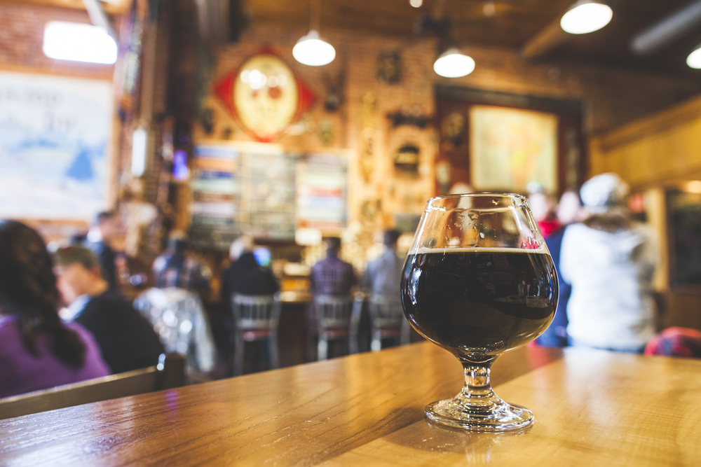 Bell's Dagger Stout - Bell's Eccentric Cafe | Kalamazoo, MI