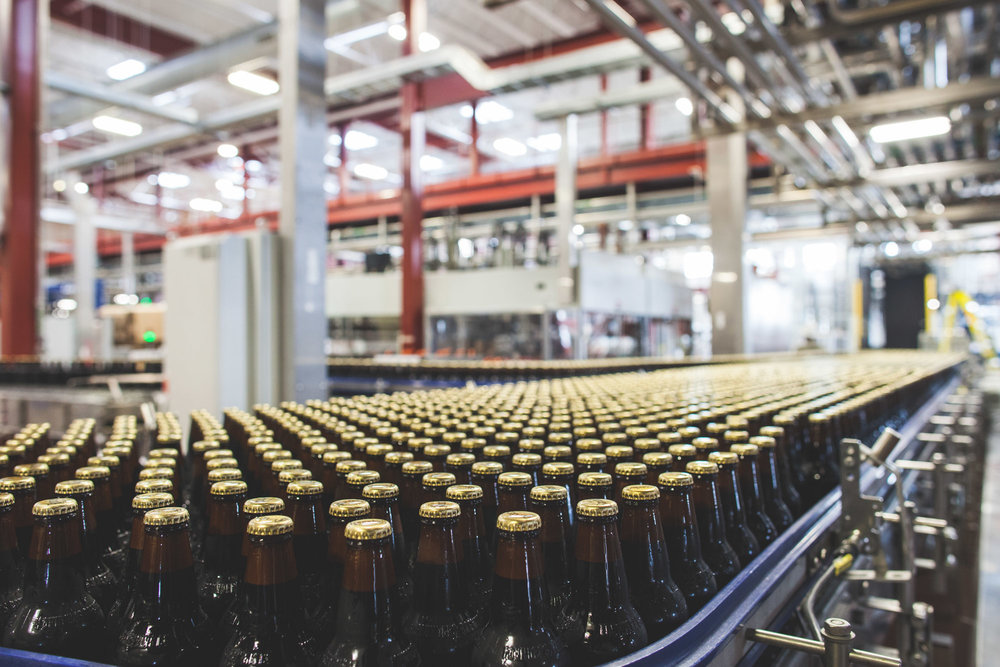 KBS on the Bottling Line