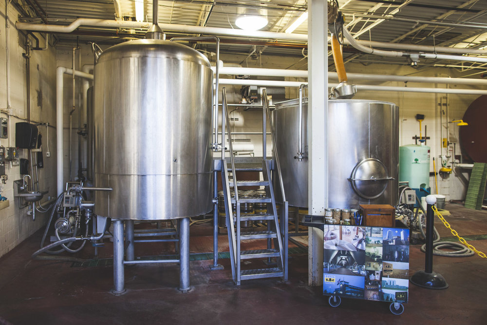 The original brewery.