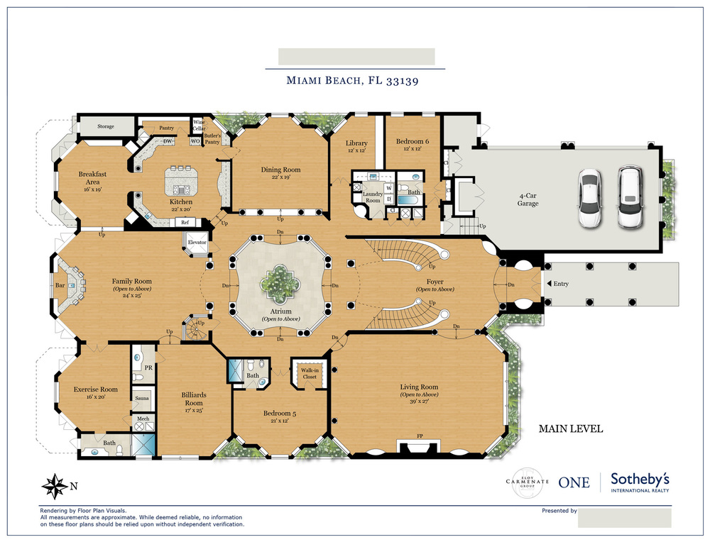 home floor plans color. Order  Color floor plan nbsp Location Miami Beach FL Property Type Floor Plan VisualsResidential Plans