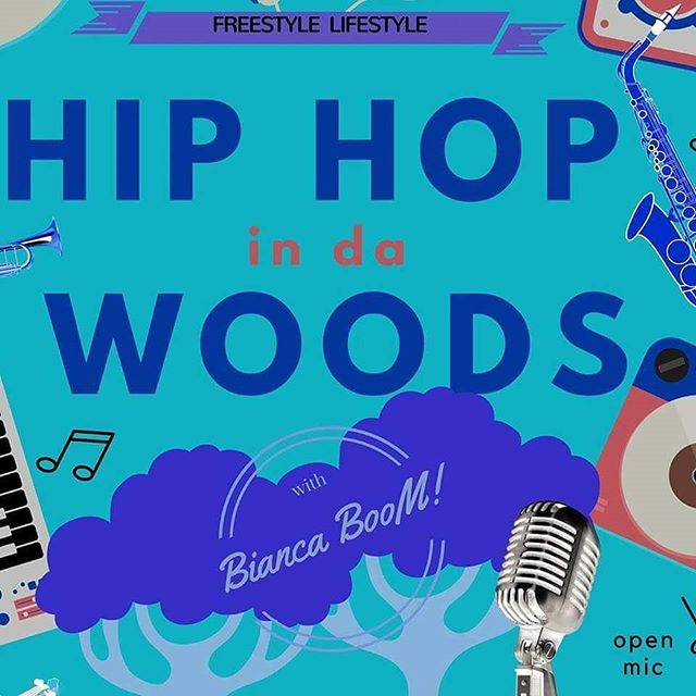 Attn Woodstockers and those from beyond:  HIP HOP IN DA WOODS Hosted by BIANCA BOOM! TONIGHT @ Harmony Woodstock 8 PM. No cover  Feat. @enztheartist on the Mic as well as special guests  #hiphop #electronica #fusion inna #woodstock #hudsonvalley #catskills #newyork #845  #electronicmusic #edm #dj #party #housemusic #electrohouse #electronicdancemusic #livetechno #improv #experimentalmusic #synth #synthesizer #freestyle #rap
