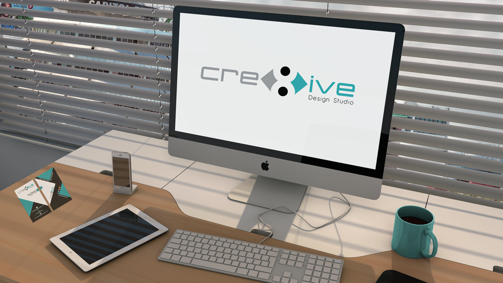 cre8ive design studio home banner image - Home Graphic Design