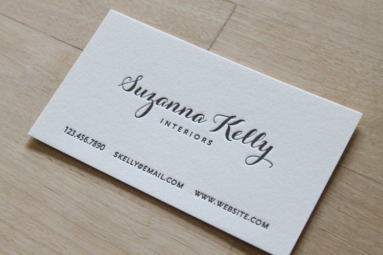 Letterpress business cards designs for letterpress business cards letterpress business card calligraphyg colourmoves