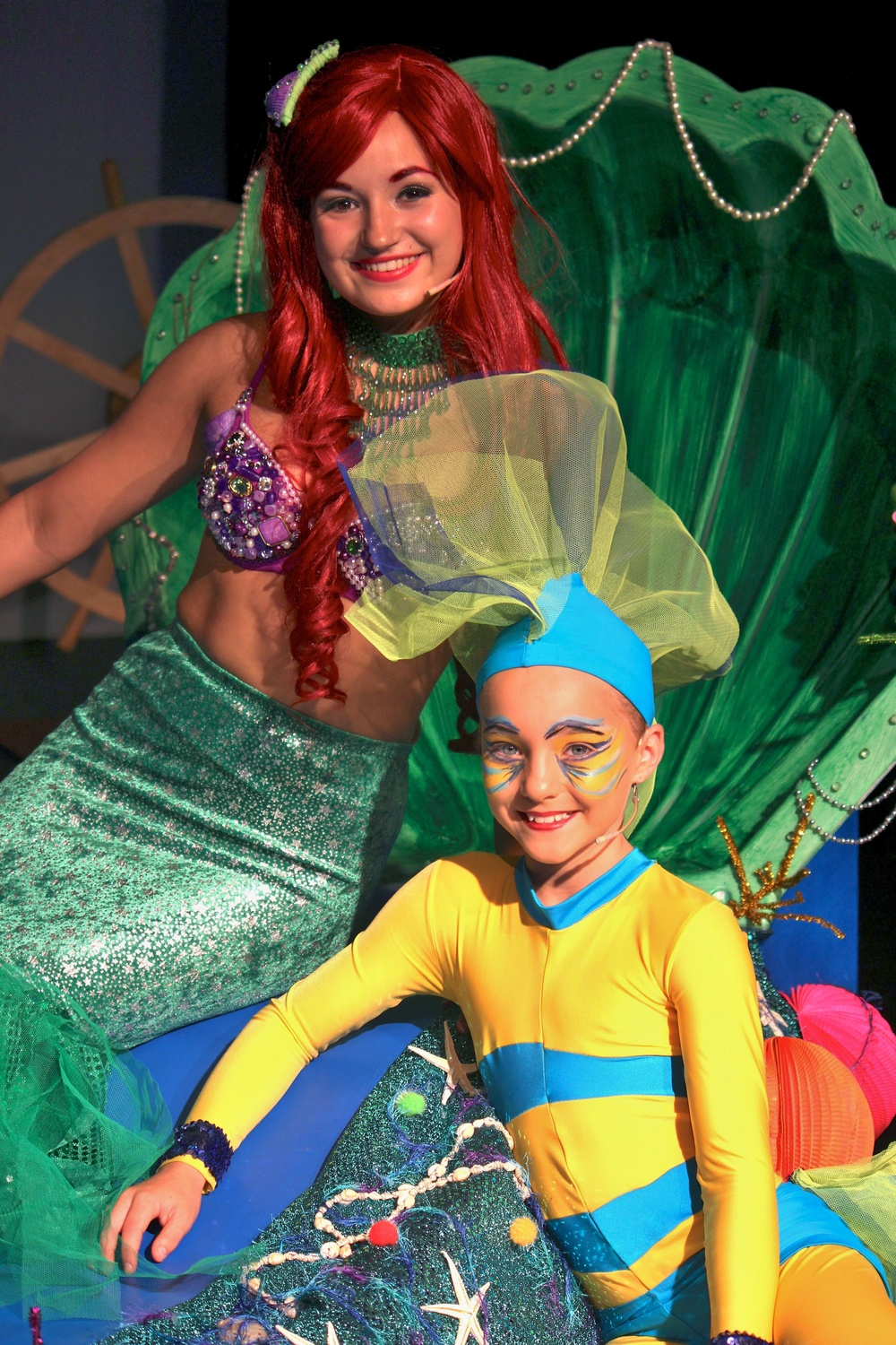 The Little Mermaid, 2013