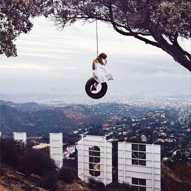 The Hollywood Swing
