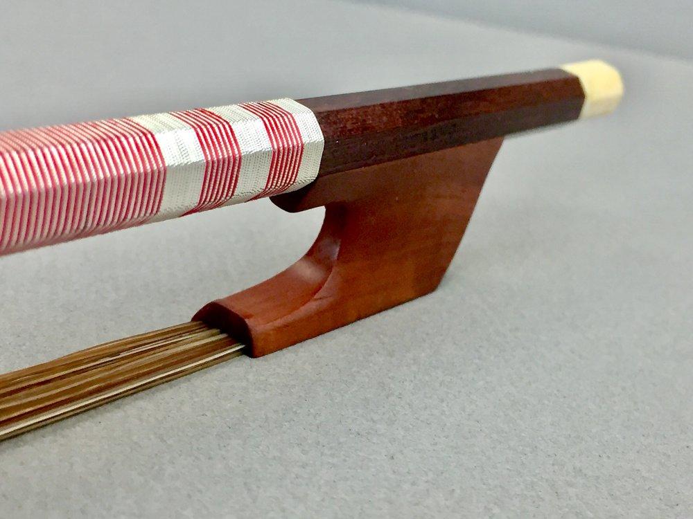 Nyckelharpa bow 2016