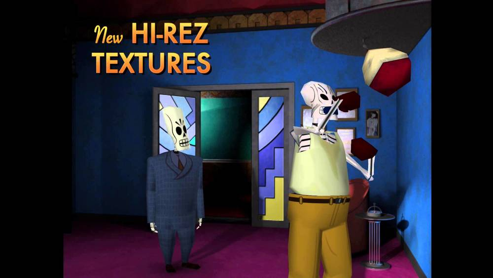 Dancing the Grim Fandango of remakes
