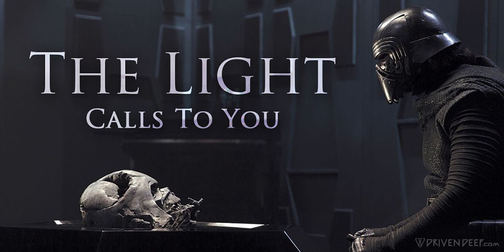 Driven Deep Article: The Light Calls To You, A Star Wars Analogy