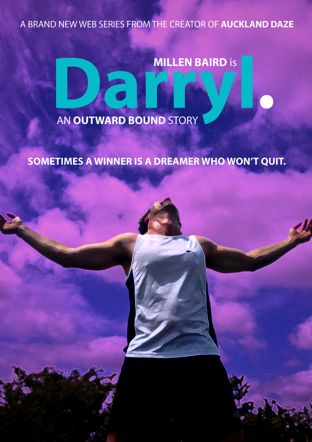 Darryl. An Outward Bound Story. Millen Baird writes and stars in this brand new web series filmed on location at the Outward Bound course in Anakiwa.