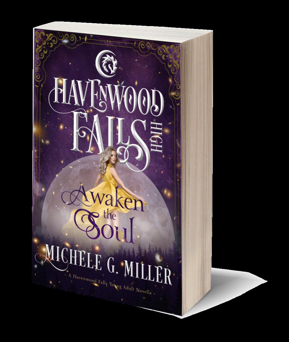 Awake the Soul - Amazon: http://havenwoodfalls.com/ats-zonUK: http://havenwoodfalls.com/ats-zonukiBooks: http://havenwoodfalls.com/ats-ibBN: http://havenwoodfalls.com/ats-bnKobo: http://havenwoodfalls.com/ats-ko
