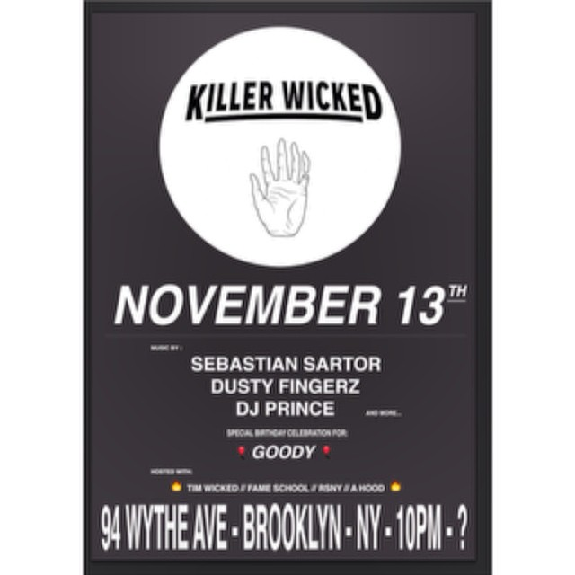 #killerwicked