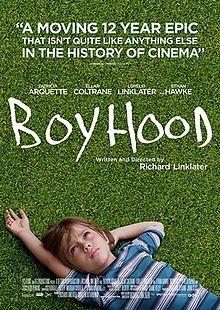 Boyhood (2014) dir. Richard Linklater Rated: R image:© 2014 by IFC Films