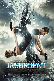 The Divergent Series: Insurgent (2015) dir. Robert Schwentke Rated: PG-13 image: ©2015 Lionsgate