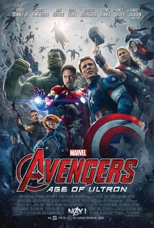 Avengers: Age of Ultron (2015) dir. Joss Whedon Rated: PG-13 image: ©2015 Marvel Studios