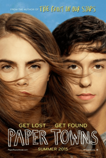Paper Towns  (2015) dir. Jake Schreier Rated: PG-13 image: ©2015  20th Century Fox