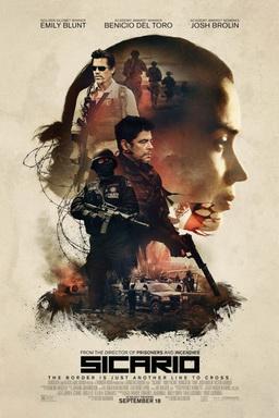 Sicario   (2015) dir. Denis Villeneuve Rated: R image:©2015  Lionsgate