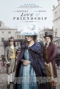 Love and Friendship   (2016) dir. Whit Stillman Rated: PG image: ©2016  Amazon Studios & Roadside Attractions
