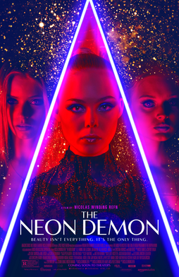 The Neon Demon (2016) dir. Nicolas Winding Refn Rated: R image: ©2016 Amazon Studios