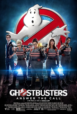 Ghostbusters (2016) dir. Paul Feig Rated: PG-13 image: ©2016 Columbia Pictures
