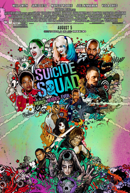 Suicide Squad (2016) dir. David Ayer Rated: PG-13 image: ©2016 Warner Bros. Pictures
