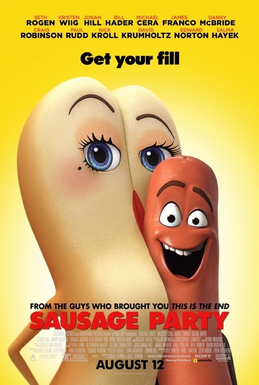 Sausage Party (2016) dir. Greg Tiernan & Conrad Vernon Rated: R image: ©2016 Columbia Pictures