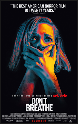 Don't Breathe (2016) dir. Fede Alvarez Rated: R image: ©2016 Screen Gems