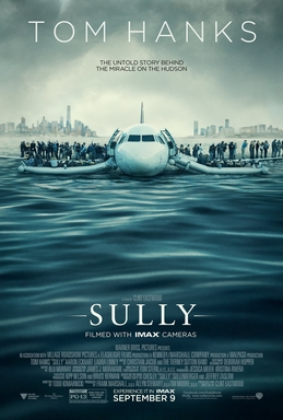 Sully   (2016) dir. Clint Eastwood Rated: PG-13 image: ©2016  Warner Bros. Pictures