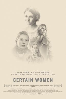 Certain Women   (2016) dir. Kelly Reichardt Rated: R image: ©2016  IFC Films