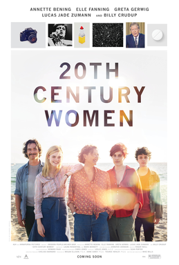 20th Century Women   (2016) dir. Mike Mills Rated: R image:©2016  A24