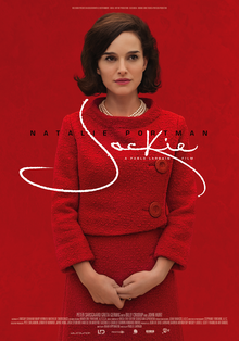 Jackie   (2016) dir. Pablo Larrain Rated: R image: ©2016  Fox Searchlight Pictures
