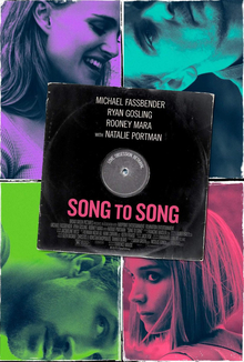 Song to Song   (2017) dir. Terrence Malick Rated: R image: ©2017  Broad Green Pictures