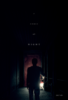 It Comes at Night   (2017) dir. Trey Edward Shults Rated: R image:©2017  A24
