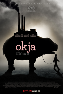 Okja   (2017) dir. Bong Joon-ho Rated: N/A image:©2017  Netflix