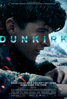 Dunkirk   (2017) dir. Christopher Nolan Rated: PG-13 image: ©2017  Warner Bros. Pictures