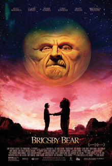 Brigsby Bear   (2017) dir. Dave McCary Rated: PG-13 image:©2017  Sony Pictures Classics