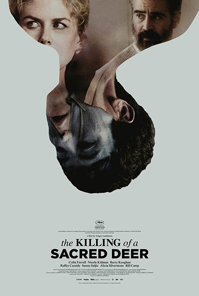 The Killing of a Sacred Deer   (2017) dir. Yorgos Lanthimos Rated: R image: ©2017  A24